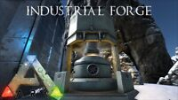 Ark Survival PS4 PVE Ind.Items - forge, cooker, fabricator, chem. bench...