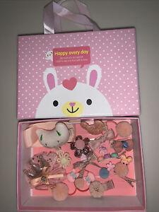 18 Pcs Baby Girls Hair Clips Hair Bows Barrettes Kids Hair Accessories Gift Box