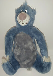 "Disney Baloo the Bear Jungle Book Plush - Kohl's Cares Stuffed Animal 12"""