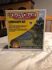 NOS Woodland Scenics Ready Grass Landscape Kit RG5152