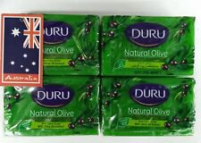 Duru Marseilles Moisturizing Olive Oil Soap - 180g x 20, Pure & Natural