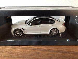 BMW M3 competition 1:18 F80 DEALEREDITION / CSL GTS M4 M2 CS