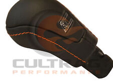 2012-2015 Camaro Genuine GM Leather Shift Knob 5.1 Shift Ratio IOM Stitching