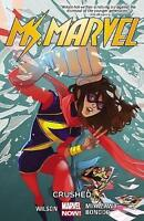 Ms. Marvel Volume 3: Crushed by G. Willow Wilson (Paperback, 2015)