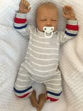 ETHNIC MIXED RACE ASIAN REBORN DOLL MARCUS BABY BOY REALISTIC REAL LIFE DOLL