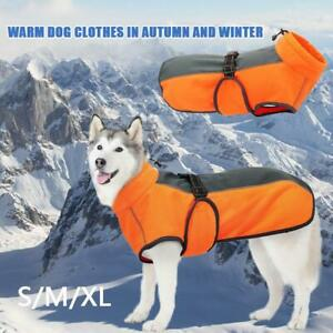 Dog Coats for Winter Waterproof Rottweiler Clothes Reflective Jacket