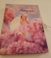 Valerie Tabor Smith Photographs Album Book for assorted size pics Baby Fairies