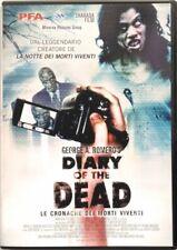 DVD Diary of the Dead - the Cronache of Morti Viventi by george a.Romero Used