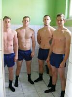 soldiers   shorts