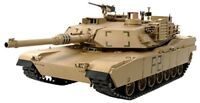 TAMIYA 1/16 U.S. Main Battle Tank M1A2 Abrams (Display Model) Model Kit NEW