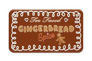 Too Faced Gingerbread Spice Limited Edition Eye Shadow Palette Rrp @ Mecca $43