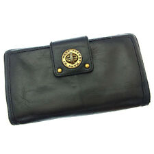 Marc By Marc Jacobs Wallet Purse Long Wallet Black Woman Authentic Used A857