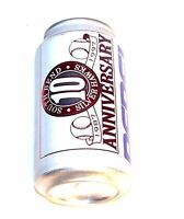 South Bend Silver Hawks Full Pepsi Cola Soda Pop Can Ticket Notre Dame BCS Ofr