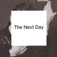 DAVID BOWIE - THE NEXT DAY  CD NEU