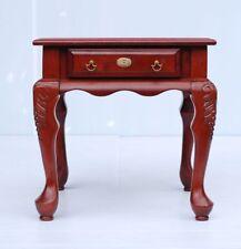 Vintage Hardwood Side / End Table Antique Style