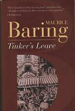 "MAURICE BARING - ""TINKER'S LEAVE"" - HOUSE OF STRATUS SOFTBACK (2001)"