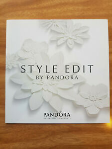 """""""Style Edit"""" By Pandora Booklet 12803- FREE post"""