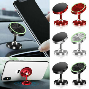 360° Car Magnetic Dashboard Mobile Phone Holder Mount For Cell Phone iPhone