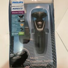 Philips Norelco Electric Shaver 5100 Wet & Dry S5210/81 w/ Precision Trimmer NEW