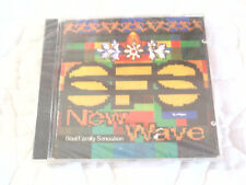 SOUL FAMILY SENSATION NEW WAVE CD SEALED R&B DANCE 90'S JHELISA ANDERSON SHAMEN
