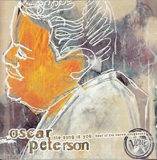 OSCAR PETERSON The Song Is You / Best Of The Verve Songbooks CD
