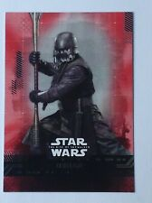 STAR WARS Rise of Skywalker red parallel no2 Finn