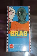 GRAG CAPITAINE FLAM Mattel ( Crag Glague Captain Future Capitan Futuro Popy )