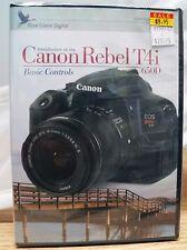Blue Crane Digital instructional DVD, the Canon Rebel T4i basic controls