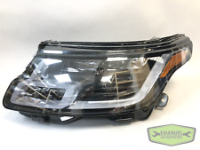 Range Rover HSE 2018 2019 LH Left Full LED Headlight OEM JK52-13W030-CB