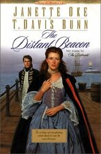 The Distant Beacon (Song of Acadia #4) by Janette Oke, T. Davis Bunn