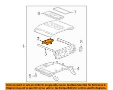 GM OEM Center Console-Latch 22792217