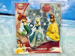 Disney SwimWays Princess Dive Sticks - Set of 3~Cinderella~Belle~Ariel~Pool Toys