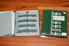 N scale KATO EMPTY box case for 4 car passenger car train set