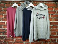 GIRLS ABERCROMBIE & FITCH ZARA NEXT AGE 11-12 PEARL HOOD JUMPERS SWEATERS BUNDLE