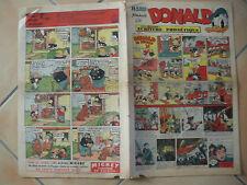 ► HARDI PRESENTE DONALD N°243 - 1951 - PIM PAM POUM - LUC BRADEFER - MANDRAKE