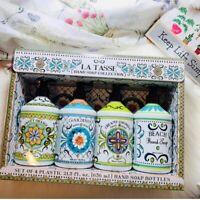 Home & Body La Tasse Hand Soap, 4-pack Collection Gift Set, 21.5 fl oz each