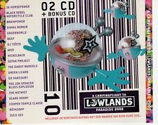 CD LOWLANDSparadise 2002 3CD EX-  (B1288)