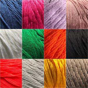 Jo-Ann Big Twist Value Yarn * 6oz Skein Lots * Various Colors * 4 Medium Worsted