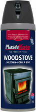 PlastiKote Woodstove Spray Paint 400ml