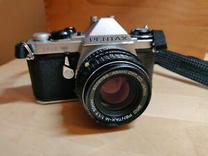 Pentax ME super SLR Kamera mit Pentax-M 1:1.7 50mm - 6418793