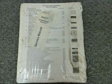 Case New Holland CNH CX75SR Crawler Excavator Shop Service Repair Manual