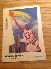 Michael Jordan 1991-2 Skybox NBA Basketball Trading Card No. 583