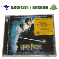 ⚡ Harry Potter and The Chamber of Secrets - CD Limited Edition Cd-Rom - VGC