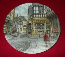 Window Shopping Royal Doulton Collectors Plates - Select Plate