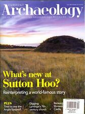 Current Archaeology Magazine Issue 355 October 2019