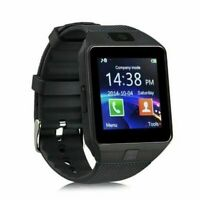 Smart Watch Phone With Camera Bluetooth SIM Card Smartwatch Ios Android Watch