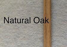 NATURAL OAK Laminate Flooring Scotia Beading  - wood flooring edging Trim