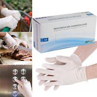 [100PCS/Box] Vinyl Gloves Exam Non-Sterile Power Free Ambidextrous - Medium