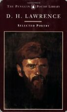 The Selected Poems of D. H. Lawrence (Poetry Library, Penguin) By D. H. Lawrenc