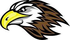 Falcon Bird of Prey Head Sticker Decal Graphic Vinyl Label
